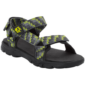 Jack Wolfskin Seven Seas 2 Sandals Children green